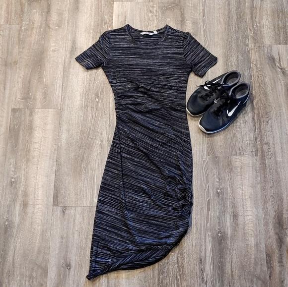Athleta Dresses & Skirts - Athleta Short Sleeve Midi Dress